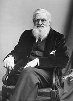 Alfred Russel Wallace, Dinosaurs, Dinosaur Expeditions, Dinolands, Prehistoric Life, Life, Walking with Dinosaurs, palaeontology, paleontology, fossils, fossil digs, dinodigs, dinosaur digs, ancient life, Mesozoic, Extinction, dinokids, Dinoman, Archaeology, Archeology,Geological Time Line