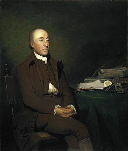 James Hutton, father of modern geology