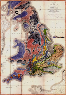 William Smith, geological map, oldest geological map, first geological map