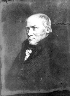 William Smith, geologist, canal build, maker of the first geological map ever